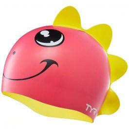 TYR Παιδικό σκουφάκι κολύμβησης Dino Diva Cap